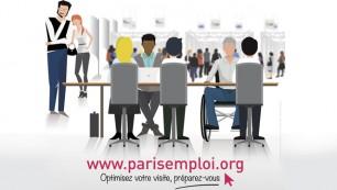 paris pour l-emploi