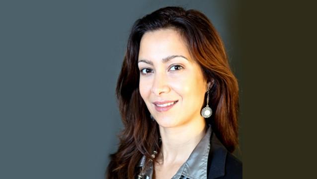 Sabrina Sab, avocate à la cour.