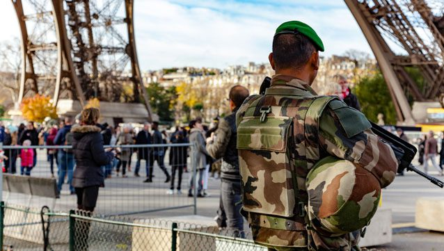 militaires paris attentats