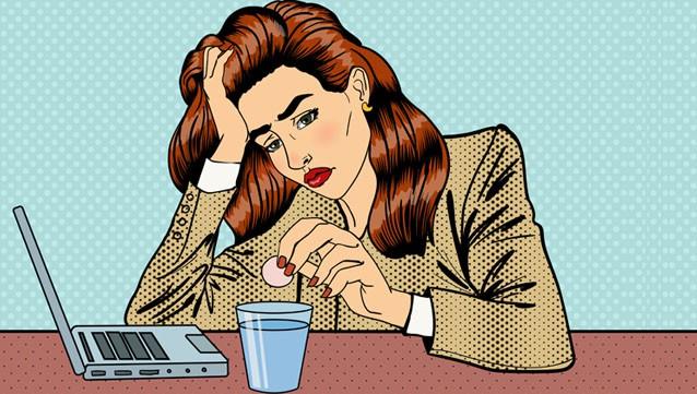 9 fran ais sur 10 estiment que la souffrance au travail est en hausse rebondir. Black Bedroom Furniture Sets. Home Design Ideas