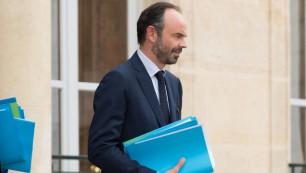 Édouard Philippe, Premier ministre du gouvernement Macron.