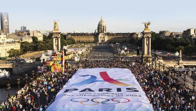 les jeux olympiques 2024 devraient g u00e9n u00e9rer 150 000 emplois