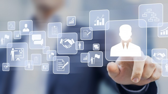 Human,Resources,(hr),Management,Concept,On,A,Virtual,Screen,Interface